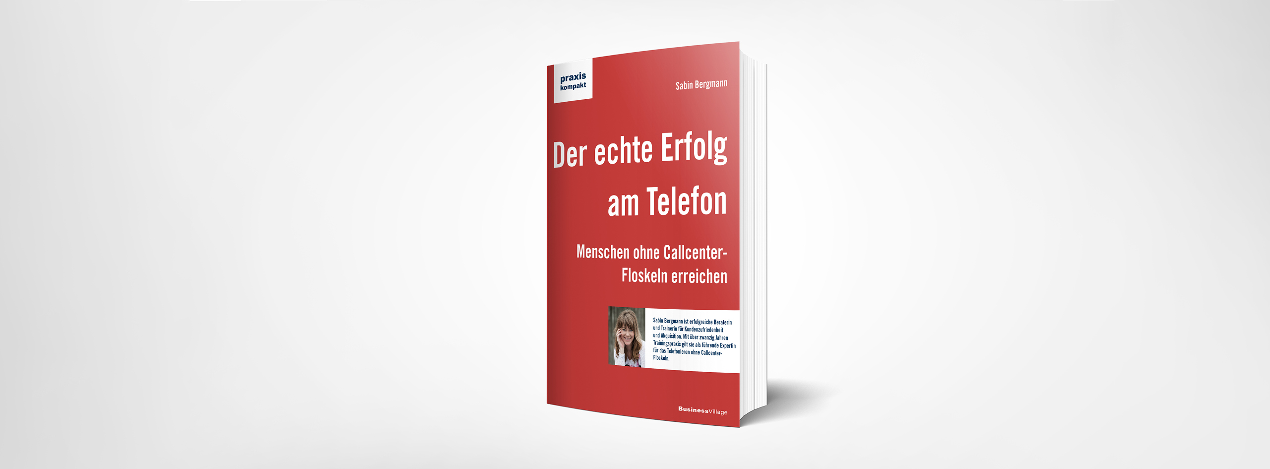 Buch Erfolg am Telefon Sabin Bergmann