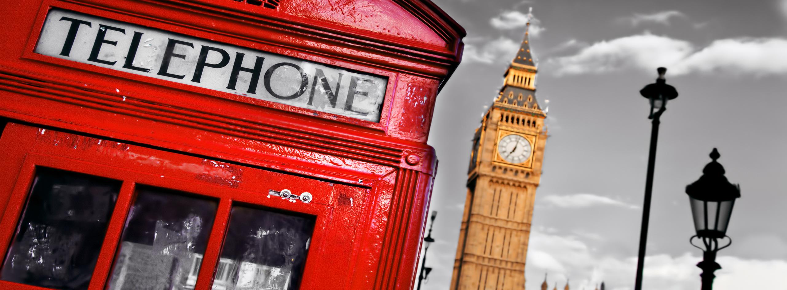 Englisch am Telefon